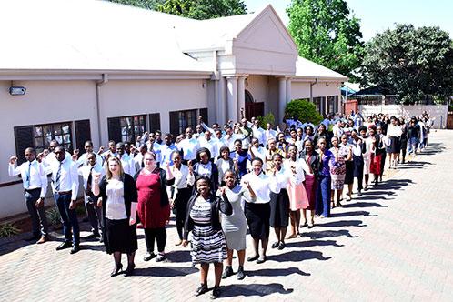 Pretoria Church